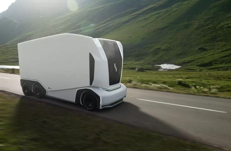 Startup anuncia veículos sem motorista para transporte autônomo de carga