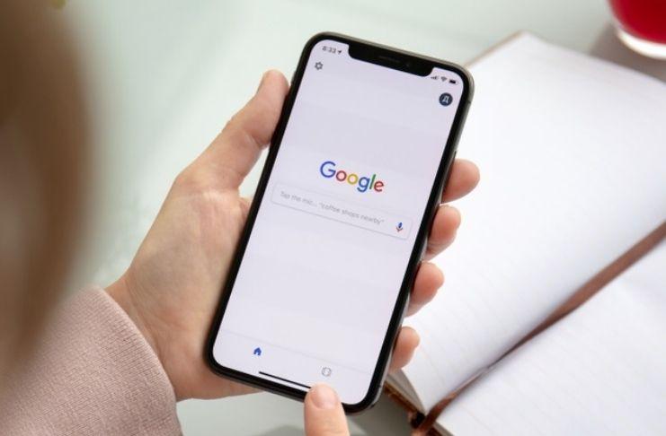O Google adiciona alertas de segurança para iOS