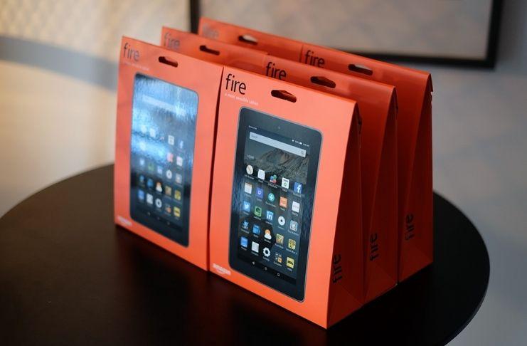 Tablets da Amazon: um centro de controle doméstico inteligente