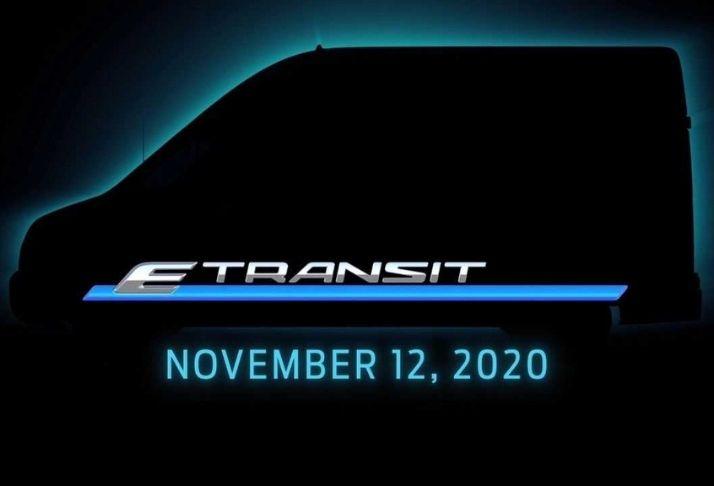 Ford divulga novo veículo elétrico com lançamento no dia 12 de novembro