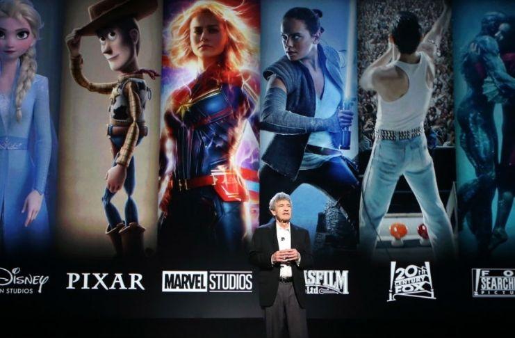 A Disney planeja lançar streaming em breve