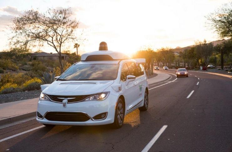 Empresa de tecnologia abre caminho para carros sem condutores