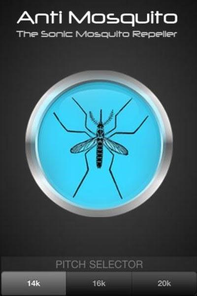 Aplicativo Anti Mosquito - Aprenda como utilizar