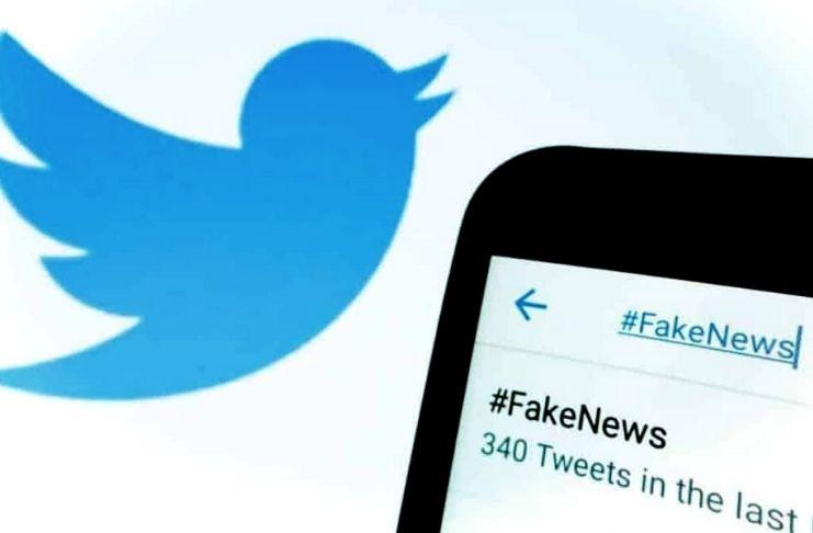 "Twitter impede usuários de ""curtir"" tweets enganosos para impedir fake news 3"