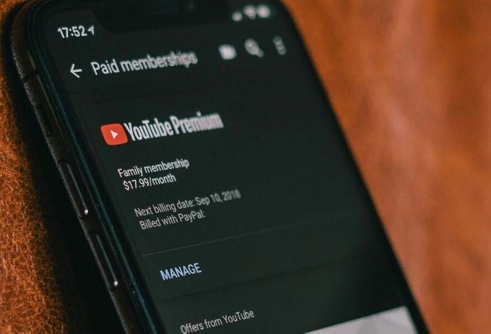 YouTube com nova página, visualização, estatísticas de música e mais