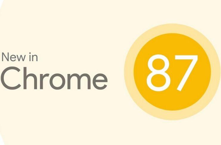 Novo Chrome 87 reduz uso da CPU e aumenta vida útil da bateria