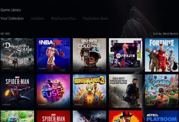 Reset de fábrica: Jogos PS5 ficam bloqueados durante o download