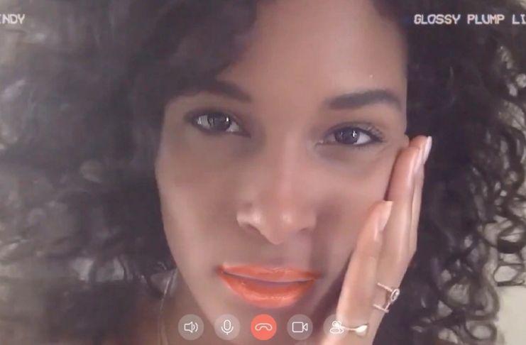 A L'Oréal lança uma linha de 'maquiagem virtual'