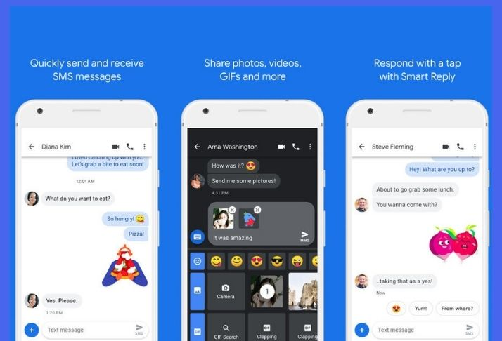 Google implementa criptografia de ponta a ponta no Android Messages beta