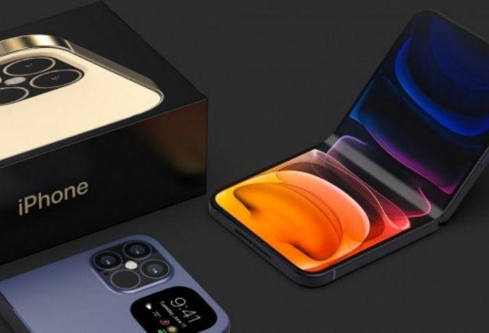 Apple pensando no futuro: iPhone flip pode substituir o iPad Mini em 2022 3