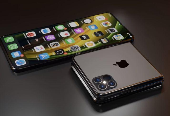 iPhones 'dobráveis' entram em teste com possível lançamento em 2022