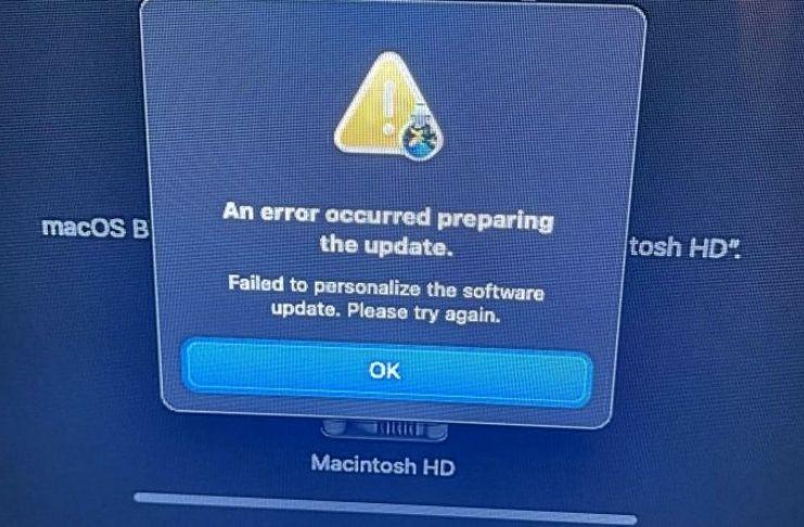 Usuários do Mac Silicon M1 relatam bugs em atualização