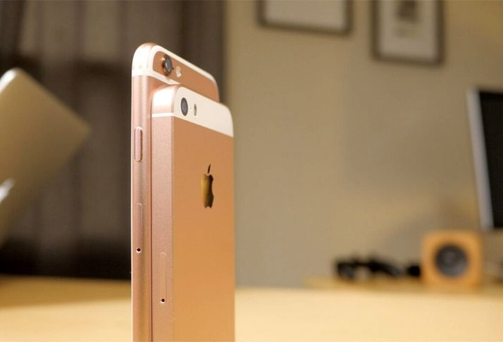 Apple possivelmente acaba com suporte para iPhone 6s e iPhone SE no próximo ano