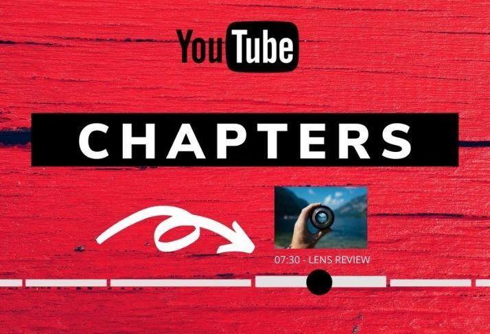 YouTube testa capítulos de vídeos automáticos para economizar tempo de edição