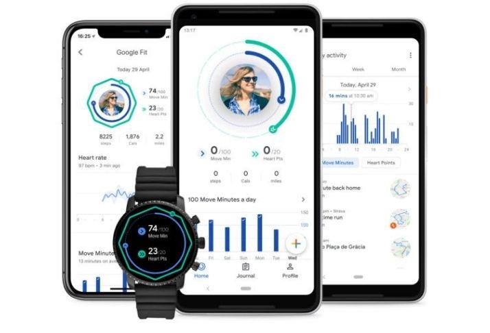 Google detalha a reformulação do projeto Fit para seu smartwatch Wear OS