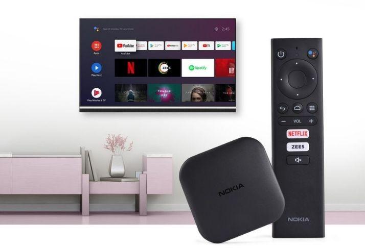 Android TV da Nokia? Novo aparelho é lançado com controle remoto