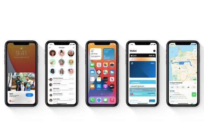 Apple substitui versão anterior do iOS e adiciona novos recursos para iPhones e iPads