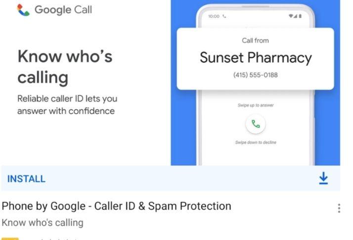 Google Call: O renovado app de ligações pode chegar aos smartphones Google