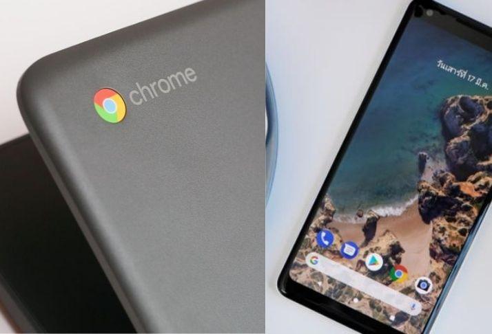 Google: Novo projeto de sincronização de senhas Wi-Fi entre o Android e Chrome