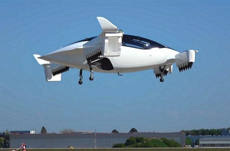 """""""Táxis voadores"""", o novo projeto futurístico chega nos EUA 3"""