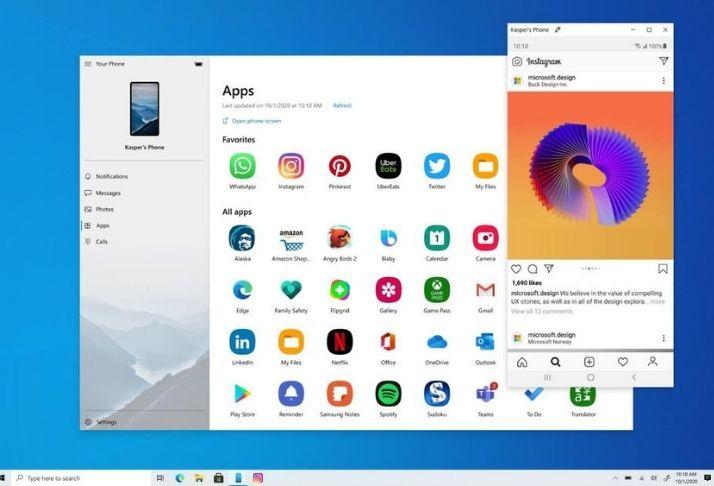 Aplicativos Android podem ser aceitos no Windows 10 no próximo ano