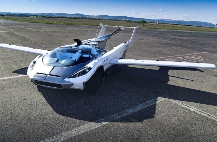 AirCar, a nova promessa de carro voador