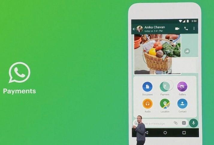 WhatsApp vai fornecer serviços de pagamento no Brasil