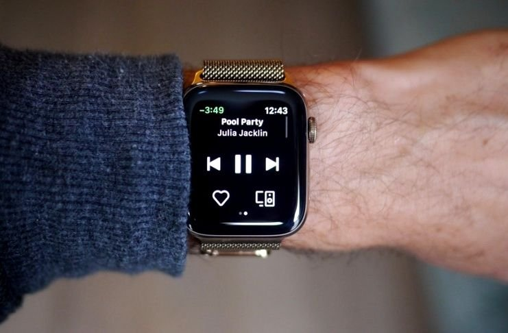 Spotify adiciona suporte autônomo de streaming ao aplicativo Apple Watch