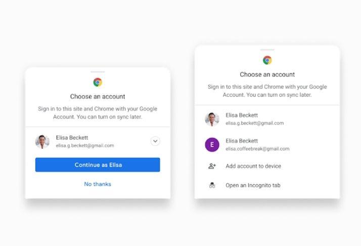Chrome adiciona recursos de sincronização entre dispositivos