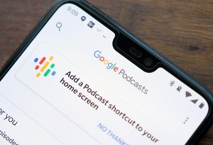Google Podcasts limita acesso com conteúdos pagos