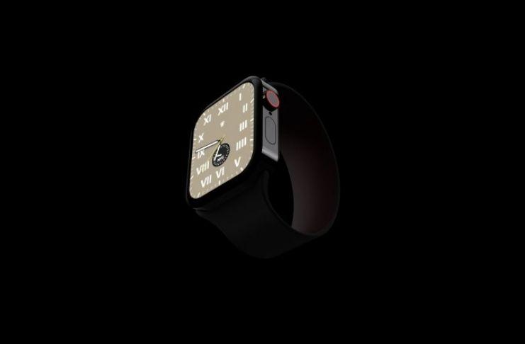Apple Watch Series 7: Conceito mostra design semelhante ao iPhone 12