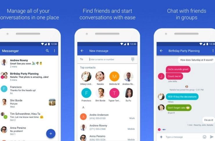 Google Messages inicia criptografia de ponta a ponta para usuários beta