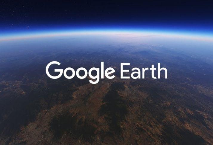 Atualização do Google Earth adiciona tema escuro exclusivo