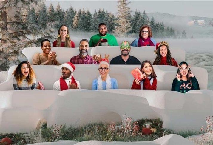 Microsoft Teams lança recursos temáticos para o fim de ano