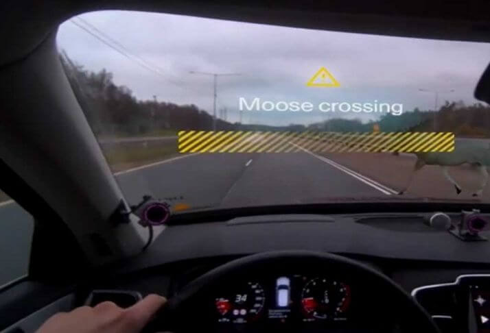 Volvo cria simulador de direção com a mais recente tecnologia em jogos 1
