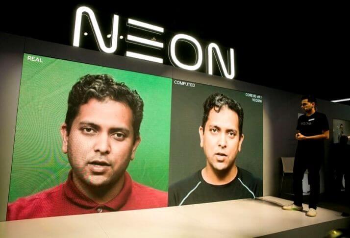 NEON: Os humanos artificiais da Samsung nos smartphones Galaxy 1