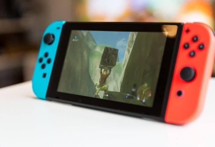 Atualização do Nintendo Switch adiciona compartilhamento de capturas de tela 1
