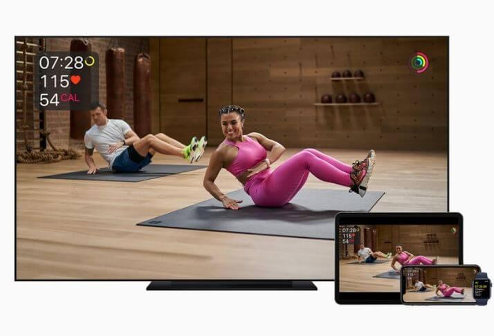Apple Fitness+ recebe atualizações até o final de 2020 1