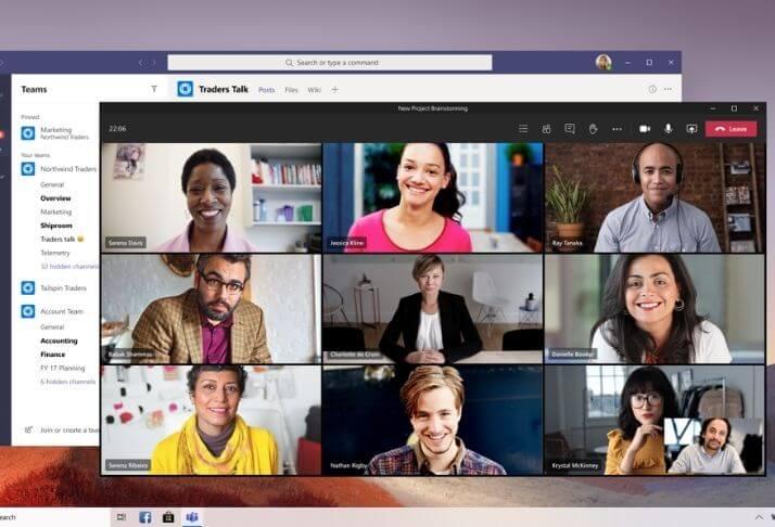 Microsoft adiciona mais recursos ao Teams 1