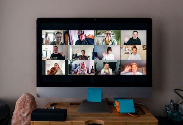 Café Virtual com o Zoom, o novo recurso da plataforma 1