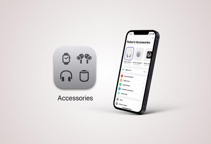 'Accessories': Novo aplicativo Apple que pode substituir 'Watch' no iOS