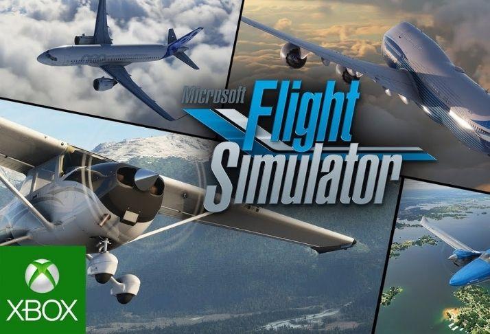 Microsoft Flight Simulator chega aos consoles Xbox em 2021