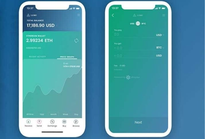 Bitcoin com a Apple Pay: Usuários podem comprar moeda criptografada no Wallet Lumi