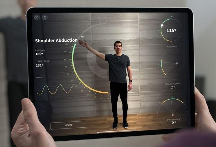 Apple alega expansão do LiDAR Scanner para toda a linha do iPhone 13