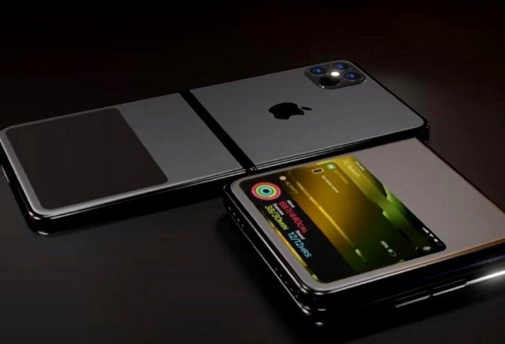 Protótipo de IPhones flip foi aprovado em testes internos da Apple