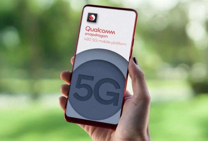 Snapdragon 480 da Qualcomm anuncia linha de smartphones 5G a baixo custo