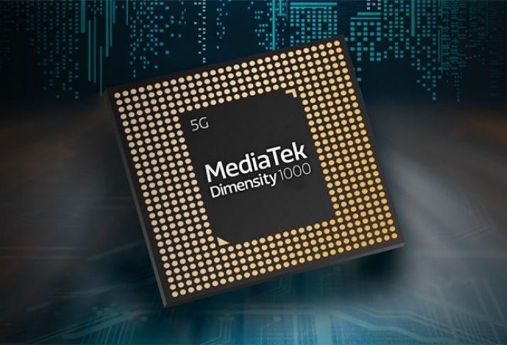 MediaTek com Qualcomm e Samsung: Tecnologia de alta densidade 1200 SoC