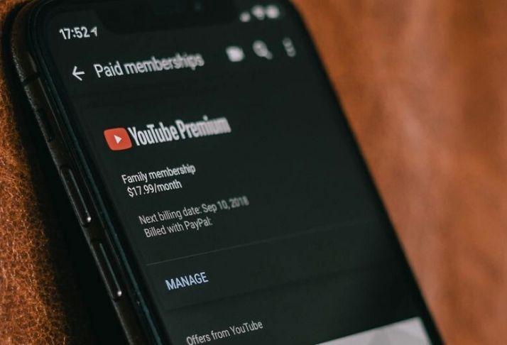 YouTube Music atualiza modo escuro em aplicativos web e Android
