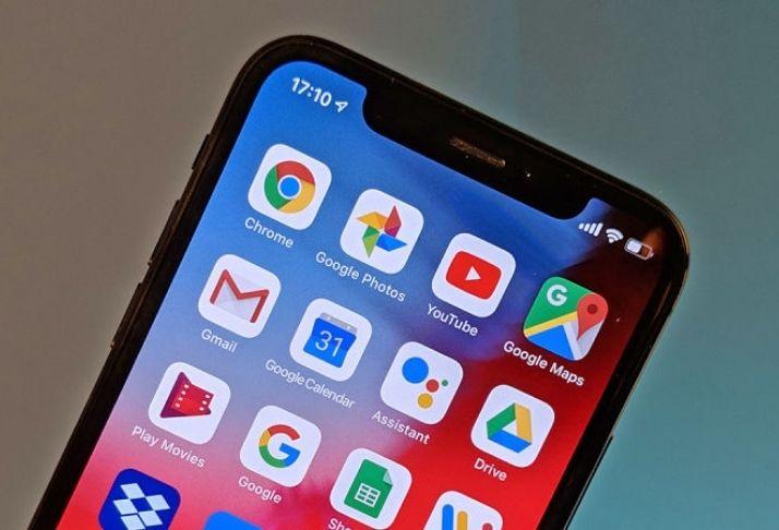 Aplicativos iOS do Google recebem etiquetas de privacidade da App Store