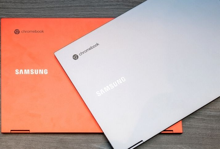 Samsung Galaxy Chromebook 2 oferece suporte QLED e S Pen universal